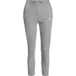 Nike Performance PANT CLUB Spodnie treningowe dark grey heather/cool grey/white. Szare spodnie chłopięce Nike Performance, z bawełny. Za 139,00 zł.