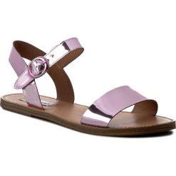 Sandały damskie: Sandały STEVE MADDEN – Donddi-M Sandal 91000239-0S0-07004-09011 Pink Metallic