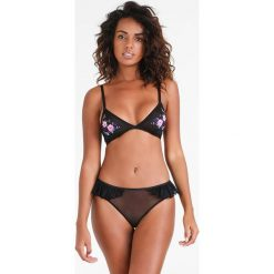 Majtki damskie: Le Petit Trou CAMILLE Figi black