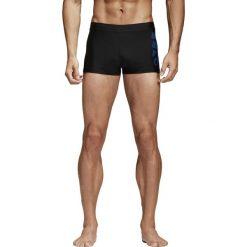 Bokserki kąpielowe Infinitex Fitness, Graphic. Szare kąpielówki męskie marki adidas Performance, z materiału, sportowe. Za 138,56 zł.