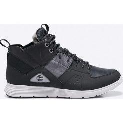 Timberland - Buty. Szare buty skate męskie Timberland, z materiału, na sznurówki. W wyprzedaży za 549,90 zł.