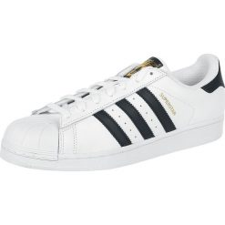 Adidas Superstar Buty sportowe biały/czarny. Czarne buty skate męskie marki Adidas, z kauczuku. Za 399,90 zł.