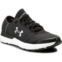 Buty UNDER ARMOUR - Ua Speedform Gemini Vent 3020661-001  Blk. Czarne buty do biegania męskie marki Under Armour, z gumy. W wyprzedaży za 339,00 zł.