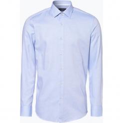 BOSS - Koszula męska – Jesse, niebieski. Czarne koszule męskie marki Boss, m. Za 429,95 zł.