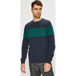 Calvin Klein - Bluza. Szare bejsbolówki męskie Calvin Klein, l, z bawełny, bez kaptura. Za 549,90 zł.