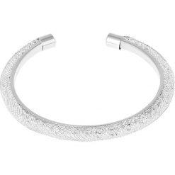 Bransoletki damskie: Bransoletka ze szklanymi kryształkami