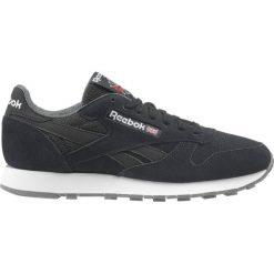 Buty Reebok Classic Leather NM (BS6298). Czarne buty skate męskie Reebok, z materiału, reebok classic. Za 189,99 zł.