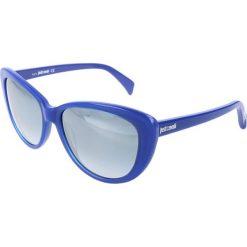 """Okulary przeciwsłoneczne damskie aviatory: Okulary przeciwsłoneczne """"JC646S 92C"""" w kolorze niebieskim"""