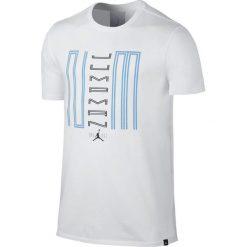 Nike Koszulka Jordan Men`s Air 11 Jumpman 23 T-Shirt biała r. XL (844282 100). Białe t-shirty męskie marki Nike, m. Za 119,90 zł.