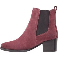 Botki damskie: Ten Points JOLIE Botki dark purple