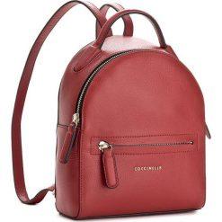 Plecaki damskie: Plecak COCCINELLE – AF8 Clementine Soft E1 AF8 54 01 01 Coquelicot 209