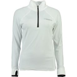 """Swetry klasyczne damskie: Koszulka """"Jasarde"""" w kolorze białym"""