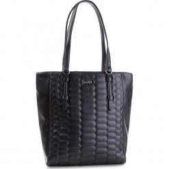Torebka WITTCHEN - 87-4Y-555-1 Czarny. Czarne torebki klasyczne damskie marki Wittchen, ze skóry ekologicznej. W wyprzedaży za 219,00 zł.