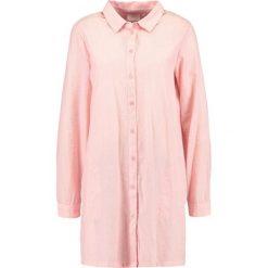 Koszule wiązane damskie: Kaffe HOLLY Koszula quartz pink