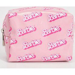 Kosmetyczki damskie: Kosmetyczka barbie – Różowy