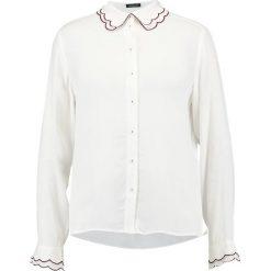 Koszule wiązane damskie: Kookai Koszula ivoire