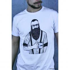 Koszulka Kawa. Brązowe t-shirty damskie Pakamera, m, z bawełny. Za 69,00 zł.