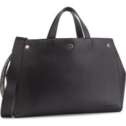 Torebka CALVIN KLEIN - Logo Banner Ew Bottom Tote K40K40021 001. Czarne torebki klasyczne damskie Calvin Klein, ze skóry ekologicznej. Za 649,00 zł.