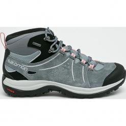 Salomon - Buty Ellipse 2 Mid Ltr Gtx. Szare buty trekkingowe damskie Salomon. W wyprzedaży za 549,90 zł.