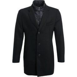Płaszcze męskie: Bugatti Płaszcz wełniany /Płaszcz klasyczny black
