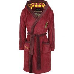 Bielizna męska: Harry Potter Gryffindor Szlafrok czerwony
