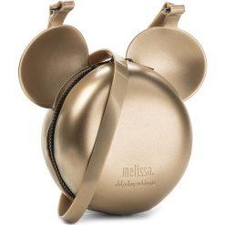 Torebka MELISSA - Ball Bag + Disney 34132 Gold 06661. Żółte listonoszki damskie Melissa, z motywem z bajki. Za 539,00 zł.