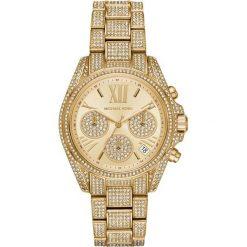 Zegarek MICHAEL KORS - Mini Bradshaw MK6494 Gold/Gold. Żółte zegarki damskie Michael Kors. W wyprzedaży za 1789,00 zł.