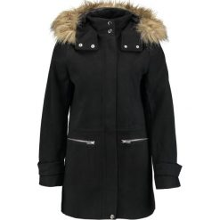 Płaszcze damskie: New Look DUFFLE  Krótki płaszcz black