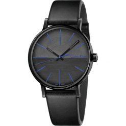 ZEGAREK CALVIN KLEIN Boost K7Y214CZ. Czarne zegarki męskie Calvin Klein, szklane. Za 1169,00 zł.