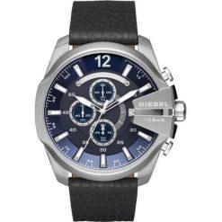 Diesel - Zegarek DZ4423. Czarne zegarki męskie marki Fossil, szklane. Za 1099,00 zł.