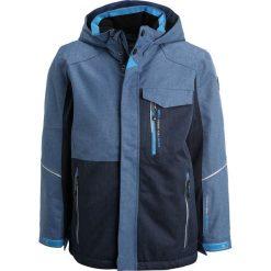 Killtec NEVEN Kurtka narciarska denim. Niebieskie kurtki chłopięce sportowe marki bonprix, z kapturem. W wyprzedaży za 383,20 zł.