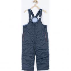 Spodnie. Niebieskie chinosy chłopięce SUPER COOL, z bawełny. Za 119,90 zł.