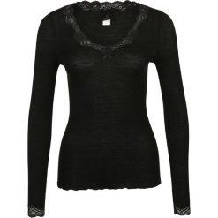 T-shirty damskie: Calida Koszulka do spania schwarz