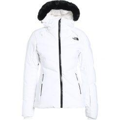 The North Face ISHII Kurtka snowboardowa white. Białe kurtki damskie The North Face, m, z materiału, narciarskie. Za 1699,00 zł.