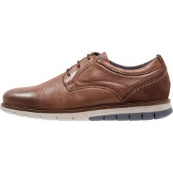 Salamander Sznurowane obuwie sportowe brown. Brązowe buty sportowe męskie Salamander, z materiału, na sznurówki. Za 419,00 zł.