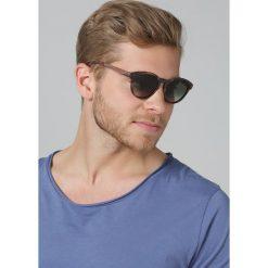 Kerbholz LEOPOLD Okulary przeciwsłoneczne light havanna/gradient green. Zielone okulary przeciwsłoneczne męskie Kerbholz. Za 409,00 zł.