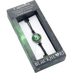 Blackheart Sternzeichen Steinbock Bransoletka zielony. Zielone bransoletki damskie na nogę Blackheart. Za 42,90 zł.