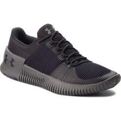 Buty UNDER ARMOUR - Ua Ultimate Speed Nm 3020751-004 Blk. Czarne buty fitness męskie Under Armour, z materiału. W wyprzedaży za 319,00 zł.