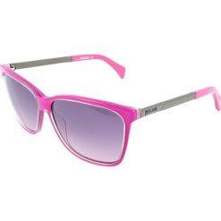 """Okulary przeciwsłoneczne damskie aviatory: Okulary przeciwsłoneczne """"JC652S 75B"""" w kolorze fuksji"""