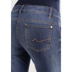 Boyfriendy damskie: 9Fashion TREZO Jeansy Slim Fit indigo