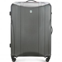 Walizka duża 56-3P-915-00. Szare walizki marki Wittchen, z gumy, duże. Za 319,00 zł.