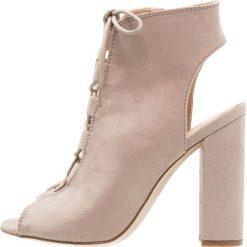 Sandały damskie: New Look SPARE Sandały na obcasie mid grey