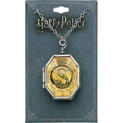Naszyjniki damskie: Harry Potter Horkrux Naszyjnik złoty