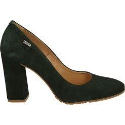 Czółenka - 2718 CAM VERD. Czarne buty ślubne damskie Venezia, ze skóry. Za 219,00 zł.