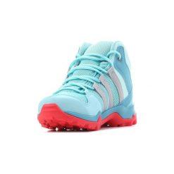 Śniegowce Dziecko adidas  Adidas Terrex AX2R Mid CP K S80872. Niebieskie buty zimowe chłopięce Adidas. Za 250,30 zł.