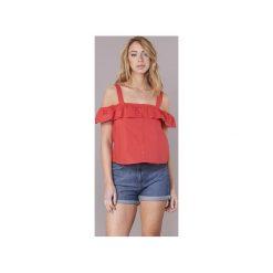 Bluzki Moony Mood  IFARANDOL. Czerwone bluzki asymetryczne Moony Mood, l. Za 87,20 zł.