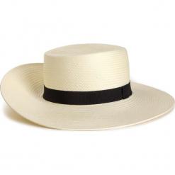 Kapelusz WEEKEND MAXMARA - Notizia 55710184600  001. Brązowe kapelusze damskie WEEKEND MaxMara, z tworzywa sztucznego. Za 399,00 zł.