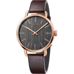 ZEGAREK CALVIN KLEIN GENT EVEN K7B216G3. Niebieskie zegarki męskie Calvin Klein, szklane. Za 1119,00 zł.