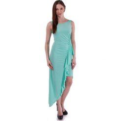 Odzież damska: Sukienka Stabo w kolorze turkusowym