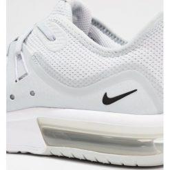 Nike Performance AIR MAX SEQUENT 3 Obuwie do biegania treningowe white/black/hyper jade. Zielone buty do biegania damskie marki Nike Performance, xl, z materiału. Za 359,00 zł.
